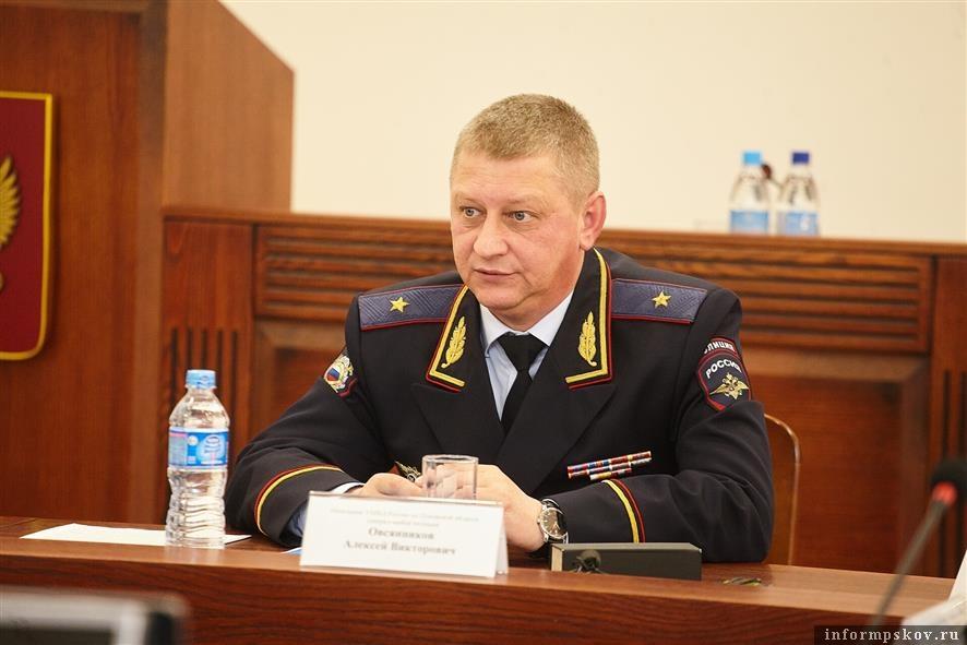 Алексей Овсянников. Фото Дарьи Хватковой
