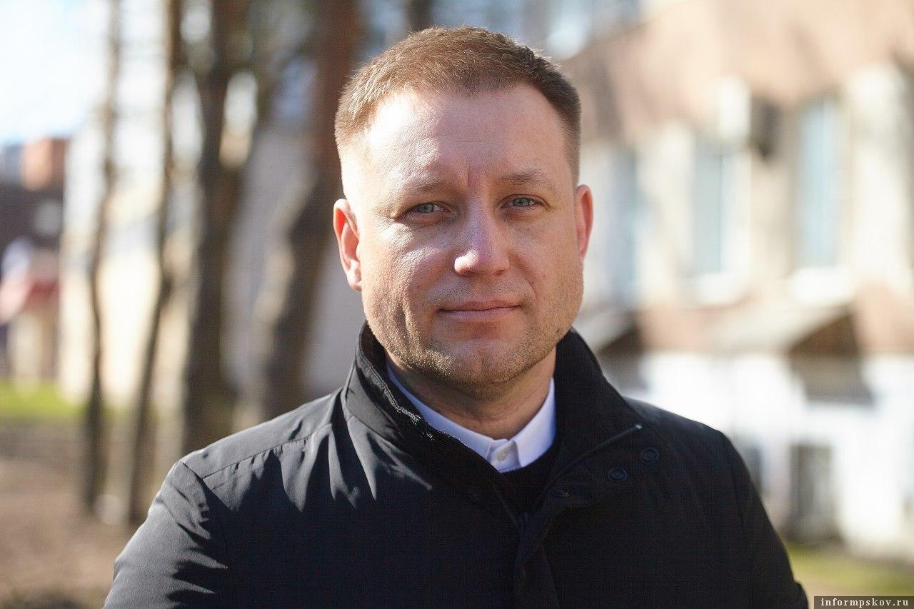 Игорь Сопов. Фото Дарьи Хватковой