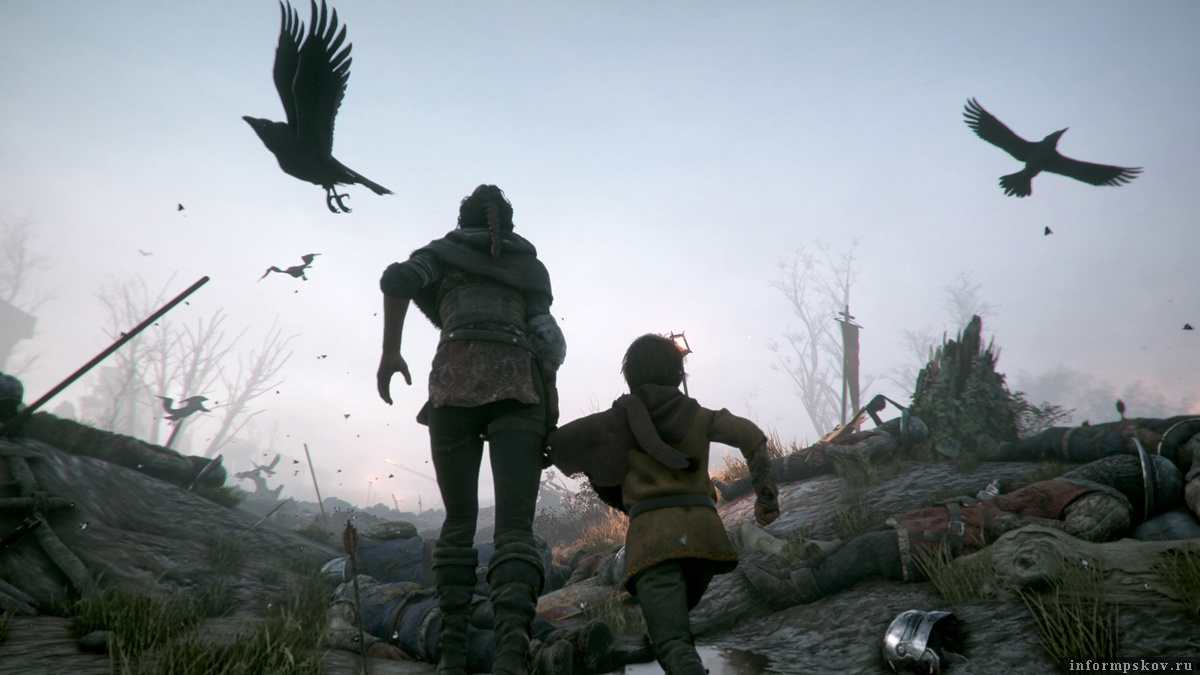 A Plague Tale: Innocence / Asobo Studio, Focus Home Interactive