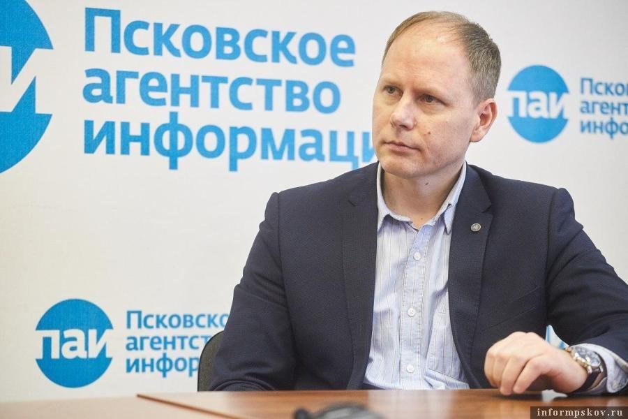 Фото: Дарья Хваткова. Аркадий Мурылев знает, как помочь бизнесу в сложный период.