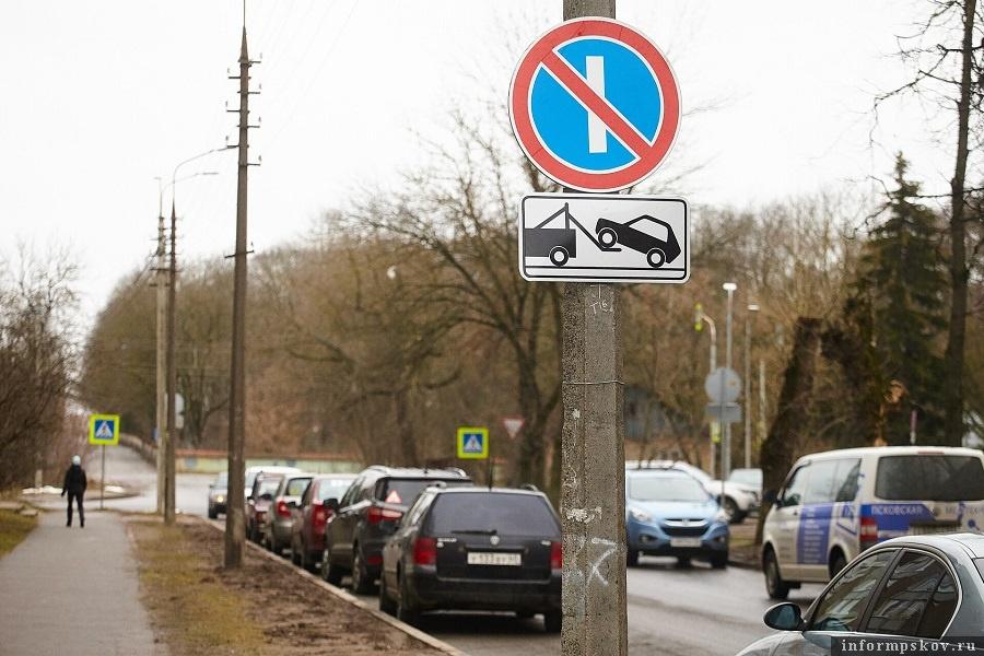 Камеры видеонаблюдения появятся на двух улицах в Пскове.ФОТО: Дарья Хваткова.