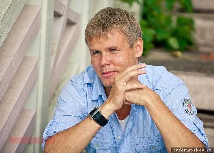 Илья Соколовский. Фото с сайта ruskino.ru