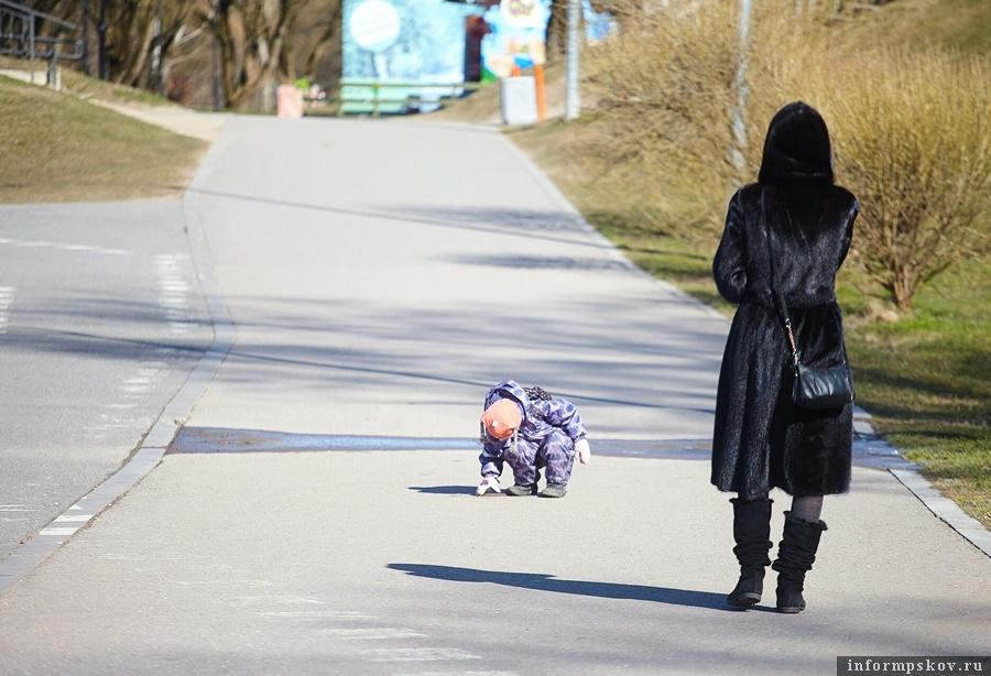 В Псковской области ужесточили ограничительные меры для борьбы с коронавирусом. Фото: Дарья Хваткова.