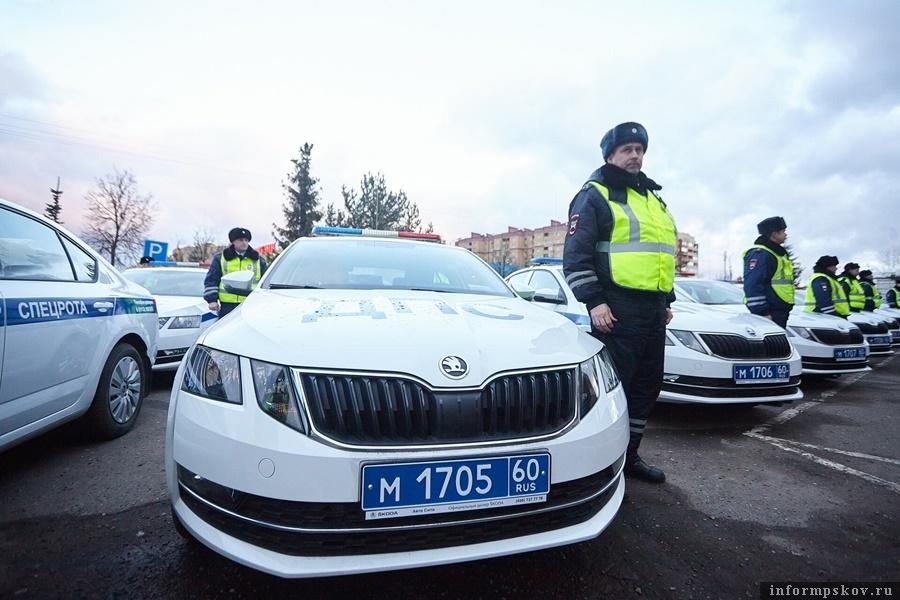 В ГИБДД Пскова открыты четыре вакансии. Фото: Дарья Хваткова.