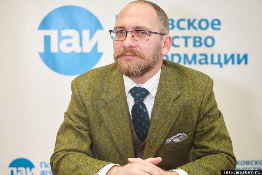 Александр Михайлов. Фото Дарьи Хватковой