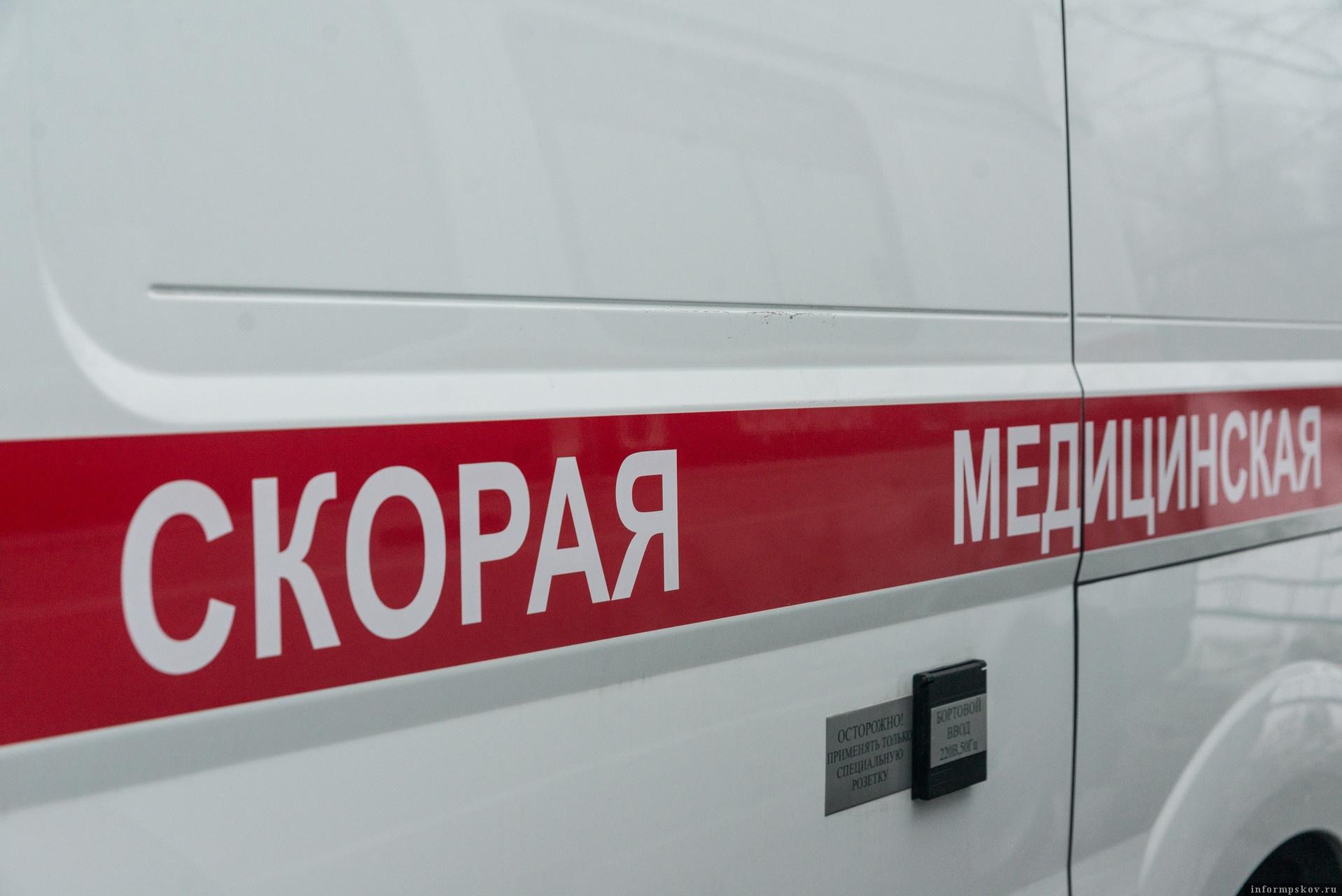 Всего на 25 апреля в Псковской области умерло 8 пациентов. Фото: Дарья Хваткова.