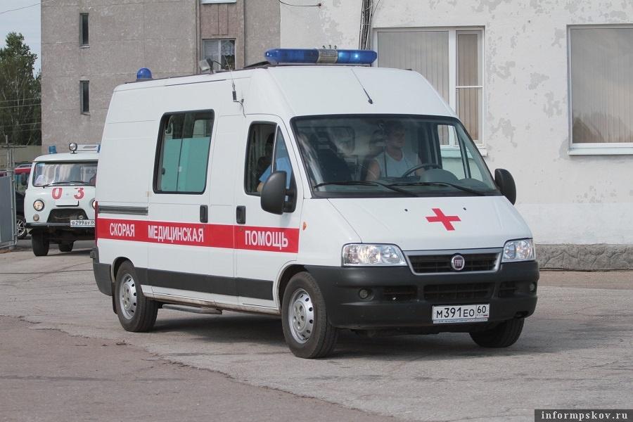 В Псковской области умер четвертый больной с коронавирусом. ФОТО: Андрей Степанов.
