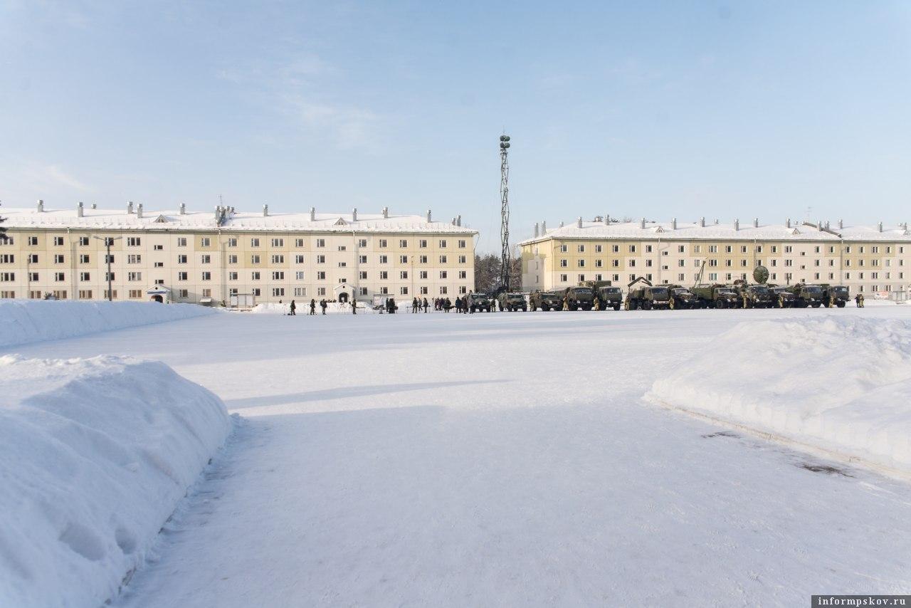 В Псковской области к 1 мая юридические процедуры по передаче военных городков в муниципальную собственность будут завершены. Фото: Дарья Хваткова.