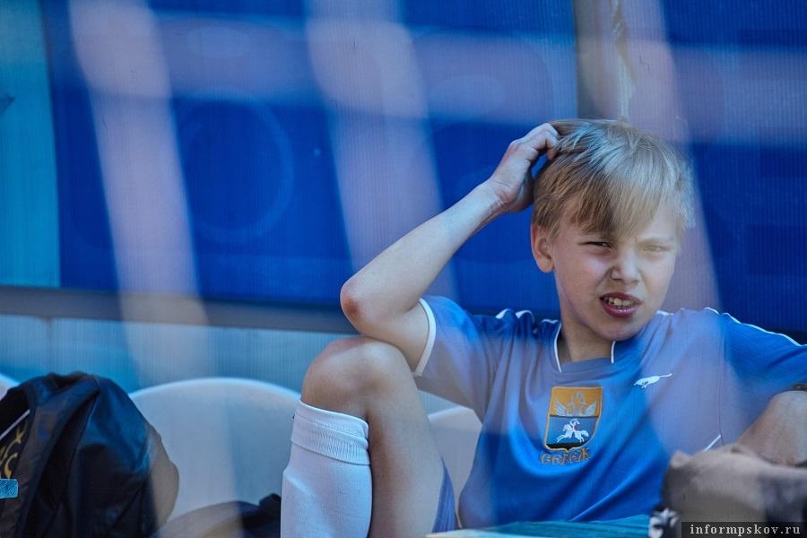 Стадион в Пскове отдадут юным. Фото: Дарья Хваткова