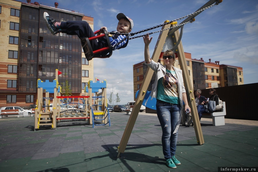 Жители могут взять в свои руки благоустройство территории. Фото: Андрей Степанов.