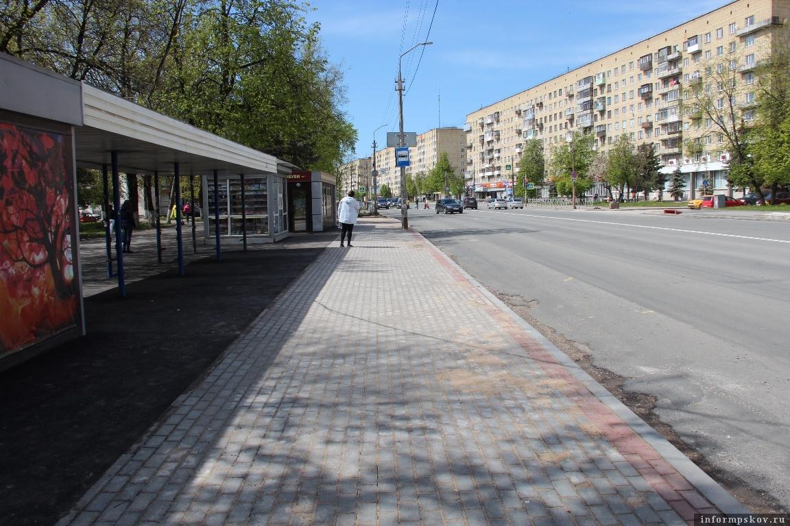 Фото комитета по транспорту и дорожному хозяйству Псковской области