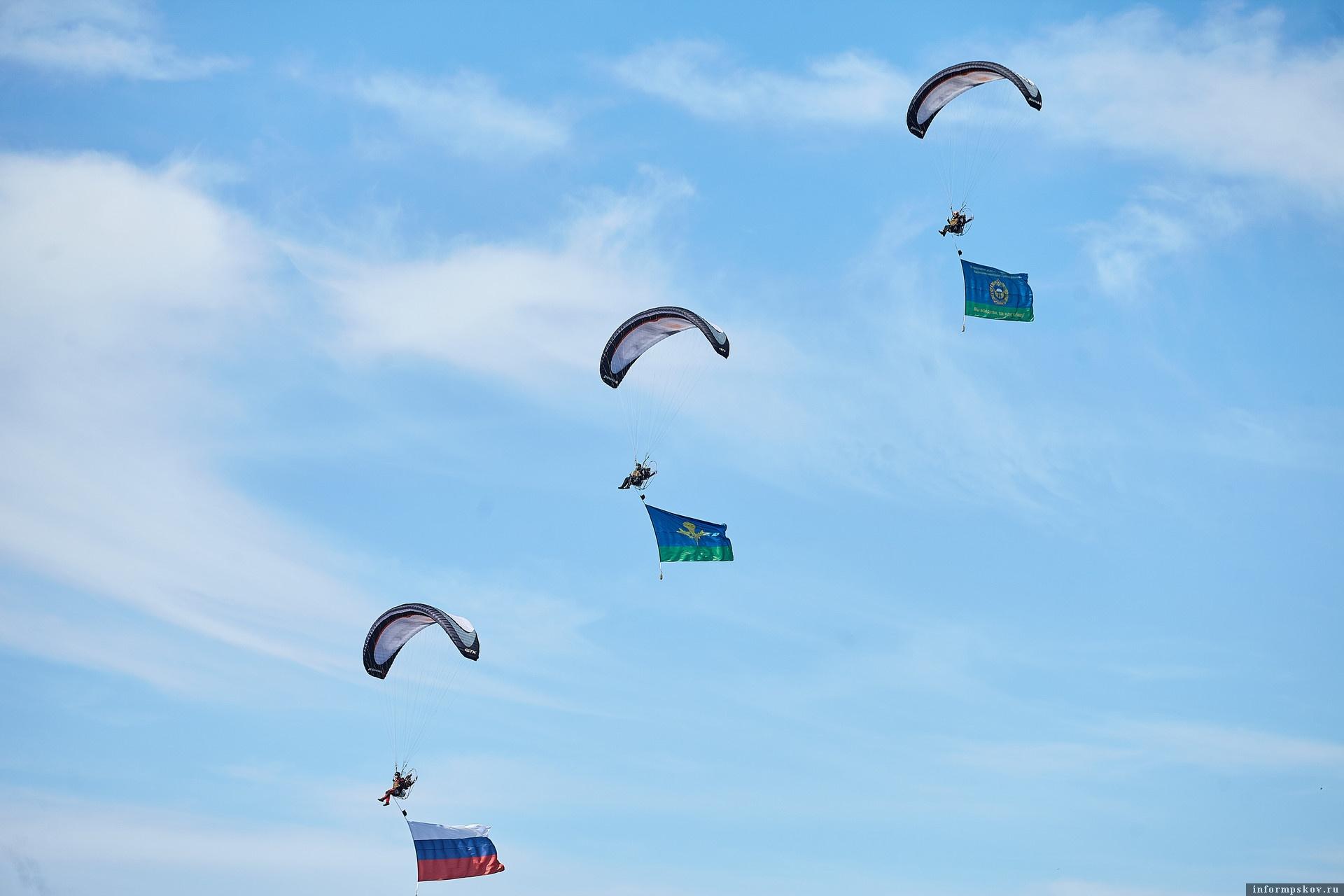76-я дивизия ВДВ проведет ряд торжественных мероприятий в честь Дня Победы. Фото Дарьи Хватковой.