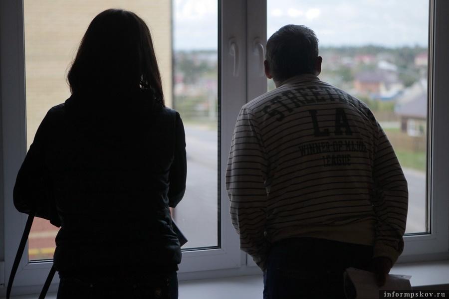 О поддержке россиян в жилищной сфере отчитался представитель Минстроя. Фото: Андрей Степанов.