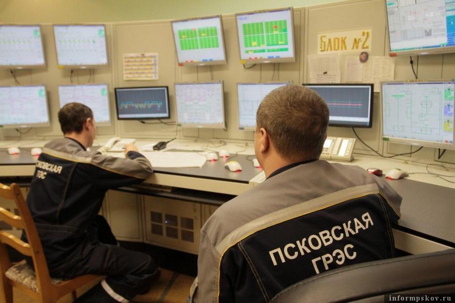 Псковская ГРЭС работает, и дальше будет работать, уверена председатель профсоюза.
