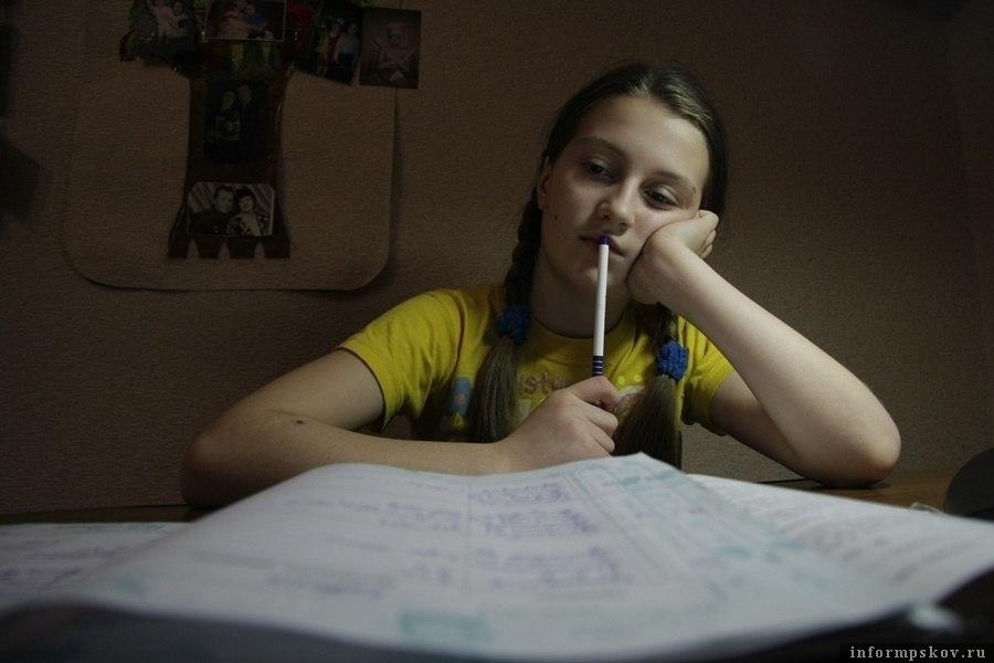 Дистанционная форма обучения требует самостоятельности от ученика и большой подготовительной работы учителя. Фото: Андрей Степанов.