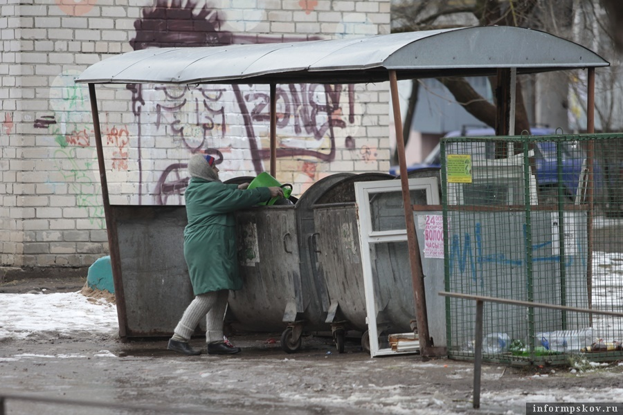 В регионе остаются проблемы с предоставлением квитанций  и с самим вывозом мусора. Фото: Андрей Степанов.