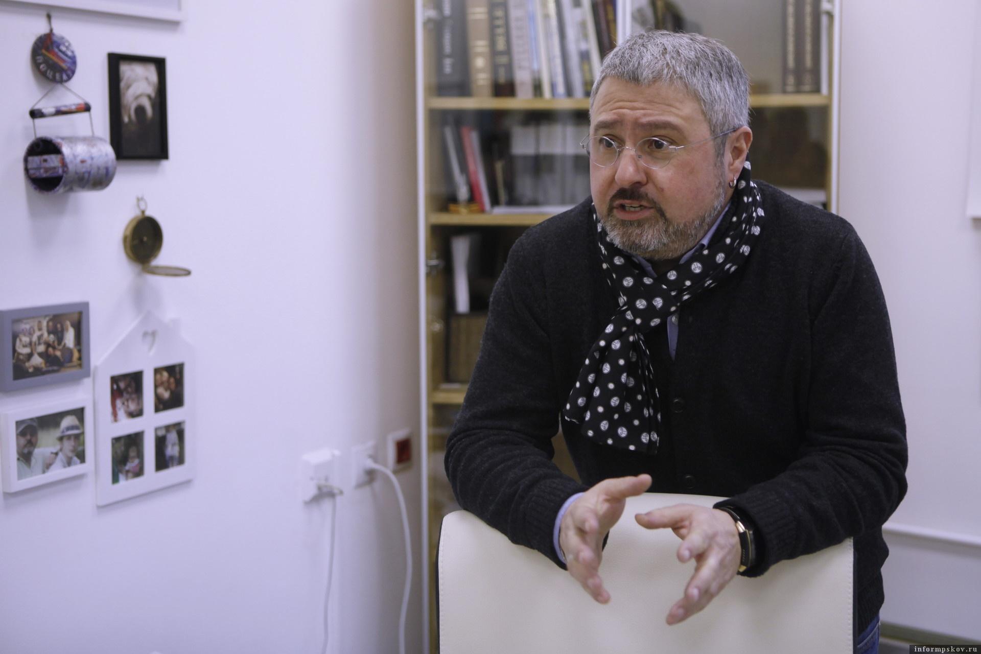 Дмитрий Месхиев. Фото Андрея Степанова