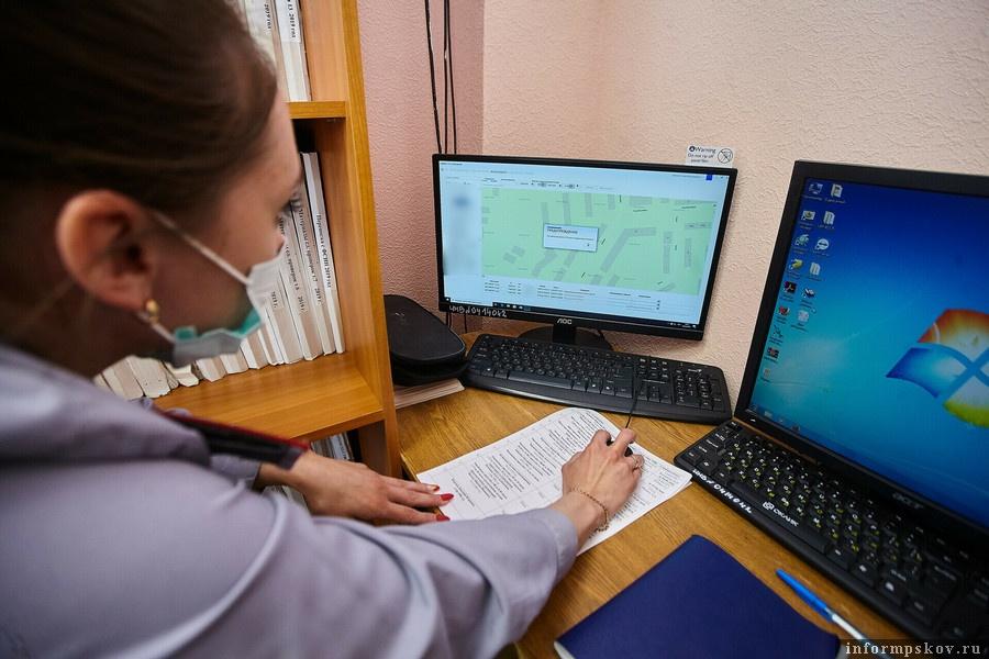 Сотрудники инспекции круглые сутки контролируют своих подучетных. Фото: Дарья Хваткова.