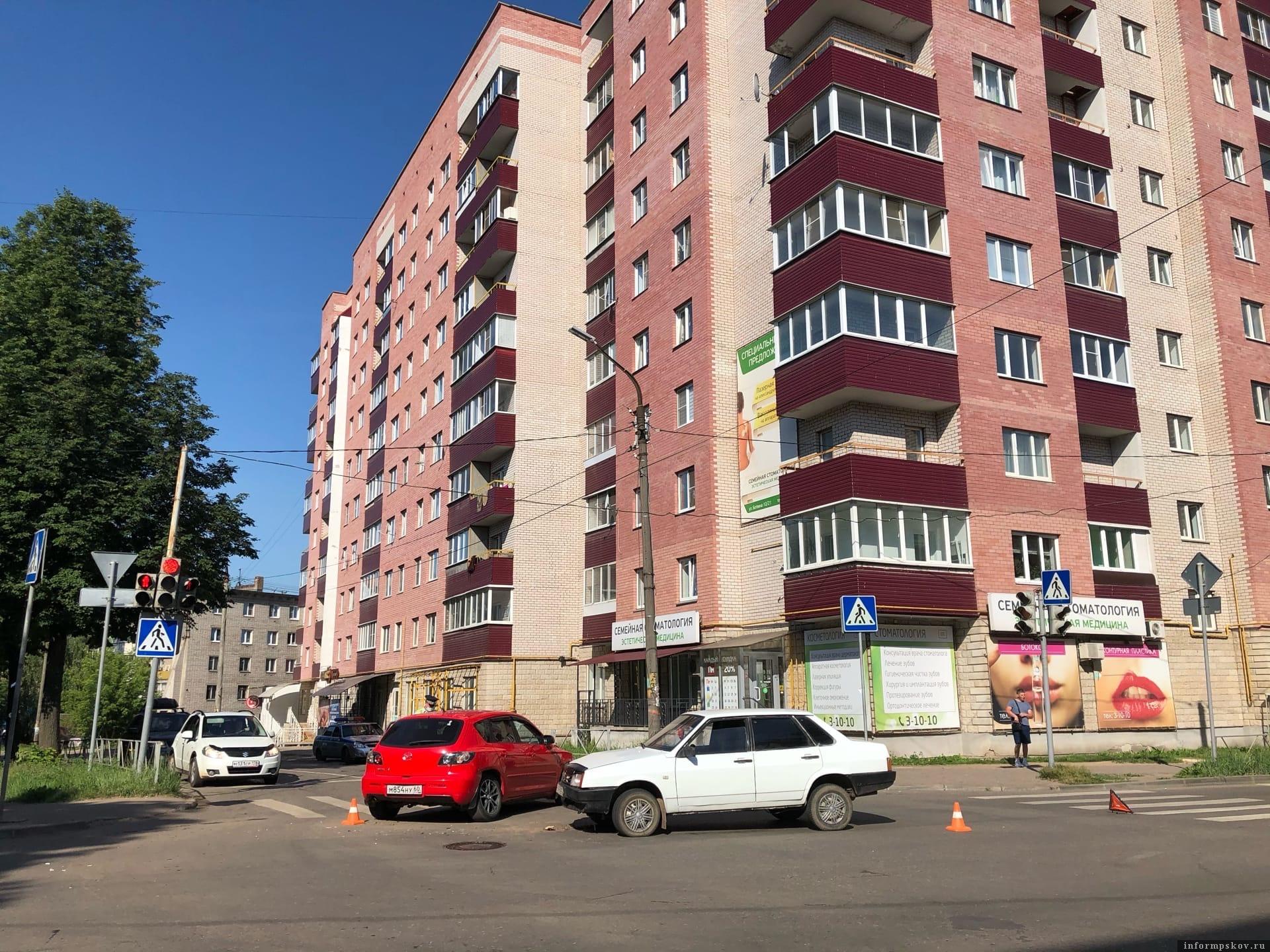 Фото газеты «Великолукская правда. Новости»