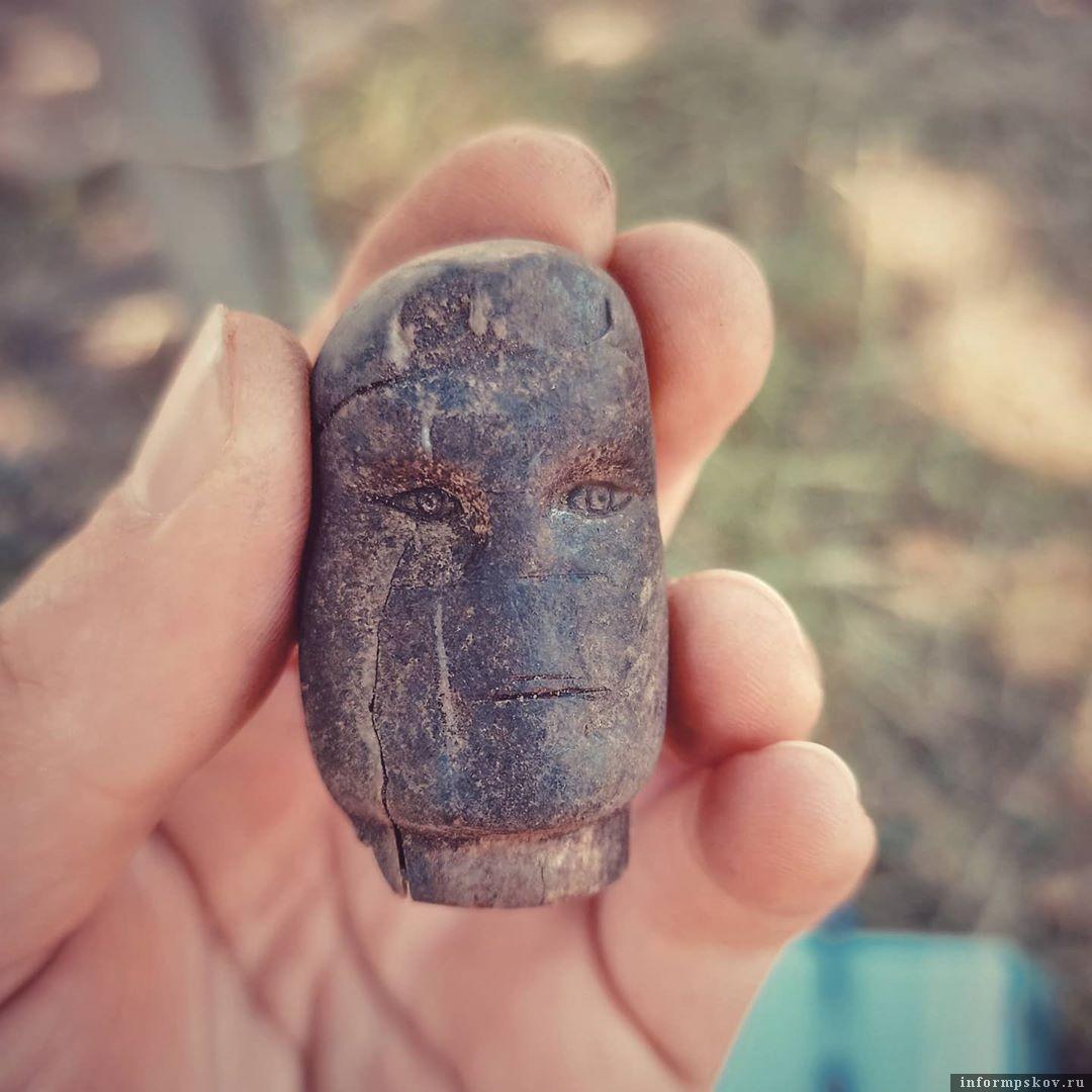 Фото Археологического центра Псковской области