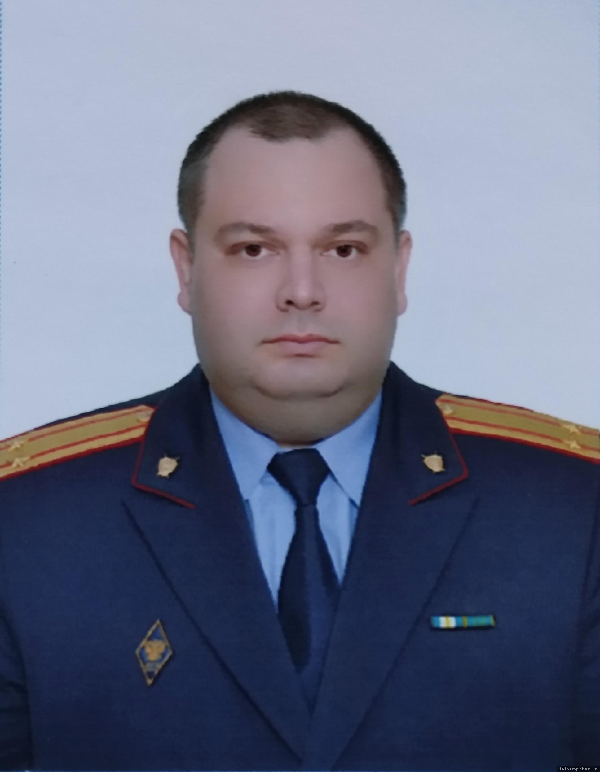 На фото: Андрей Туганов.