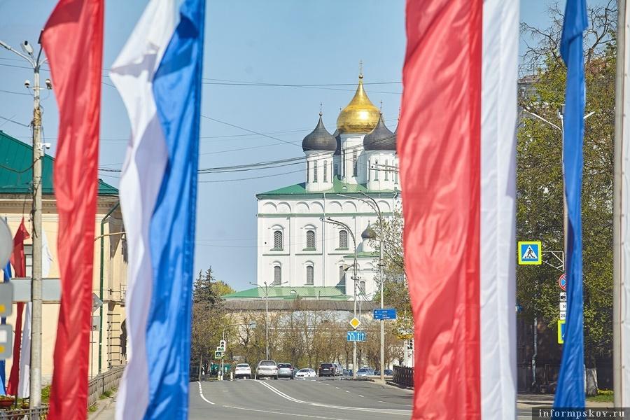 Псковская область преображается год за годом. Фото: Дарья Хваткова.