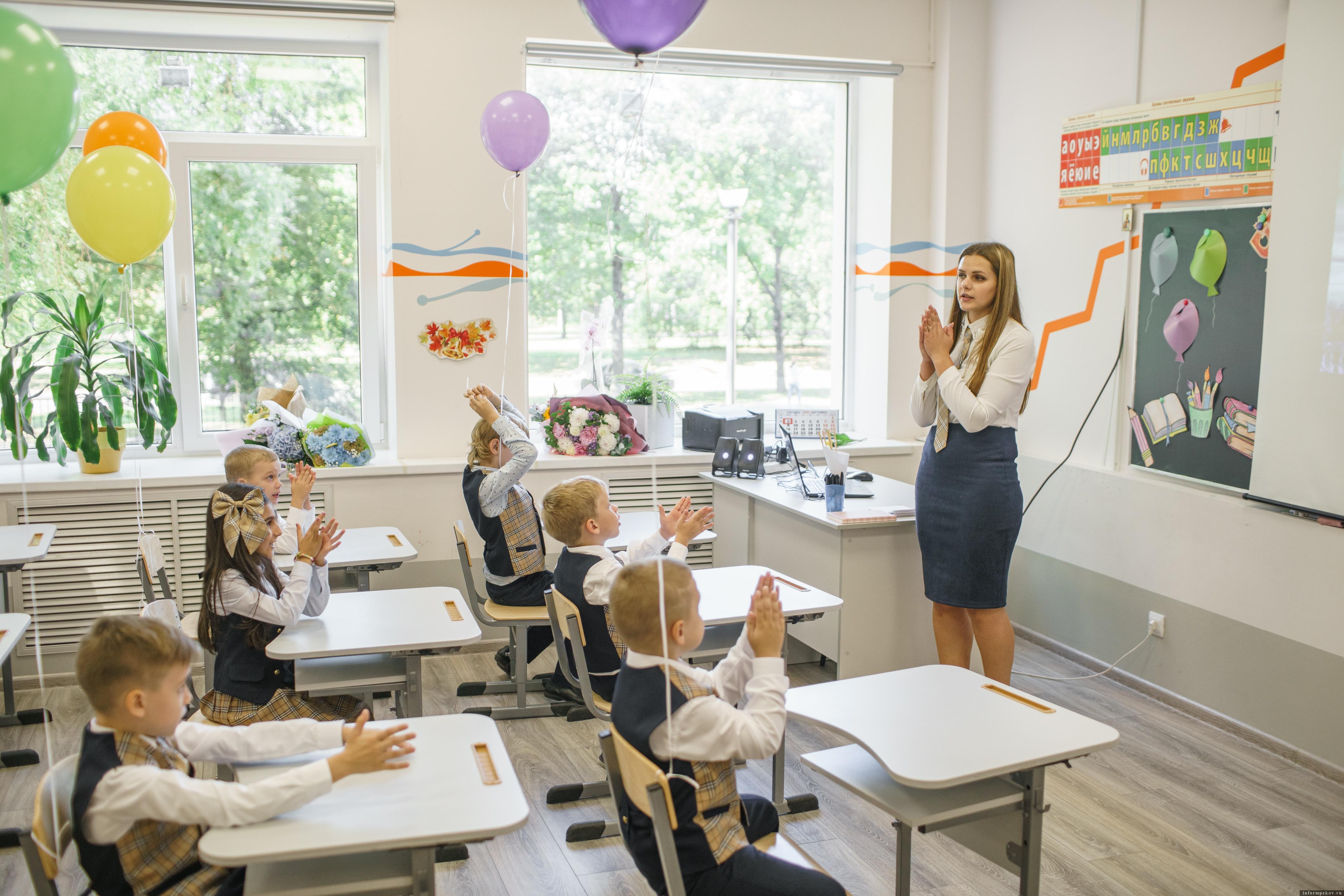 Здсь и далее фото Ольгинской гимназии