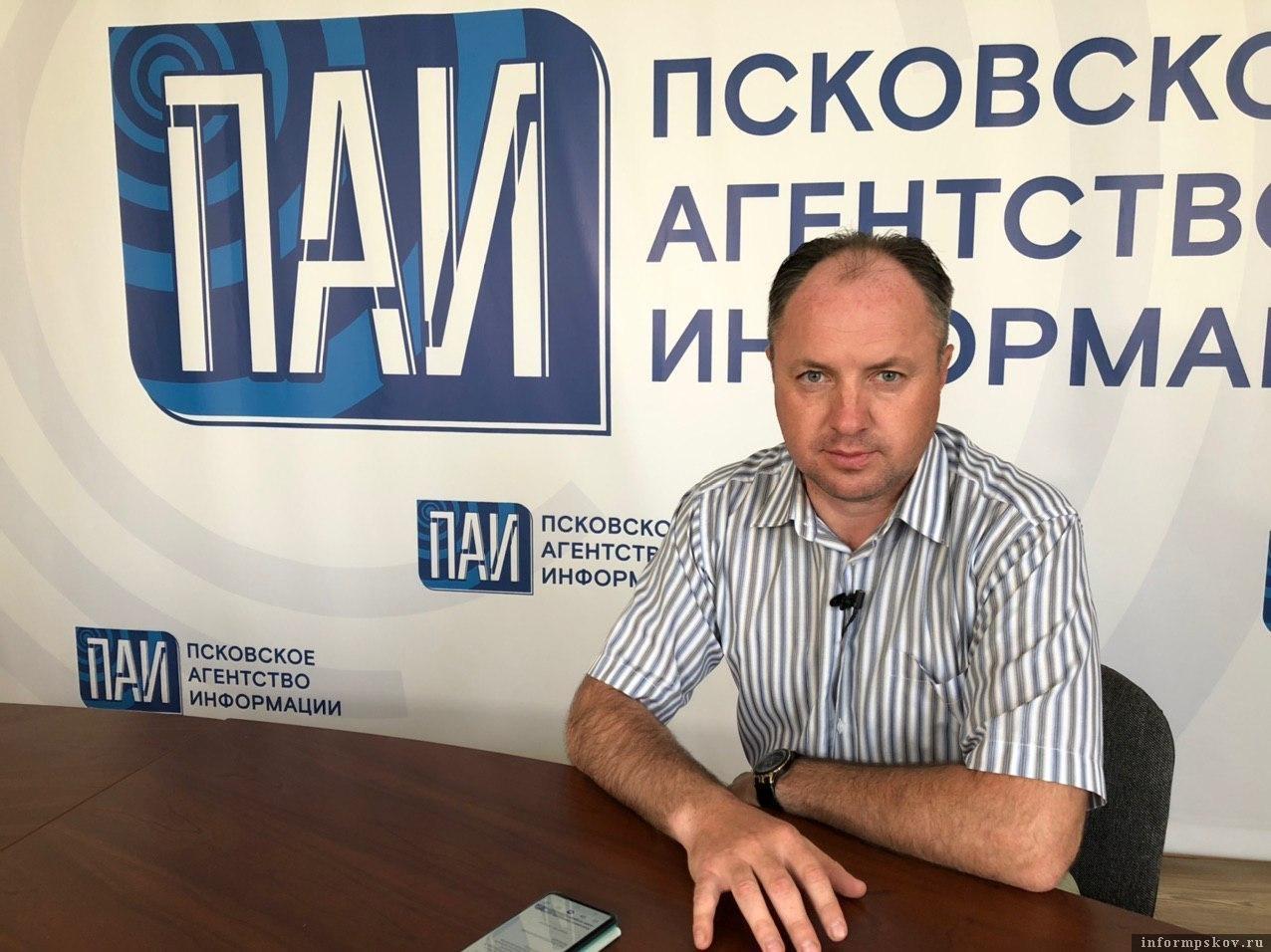 Андрей Козлов. Фото ПАИ.