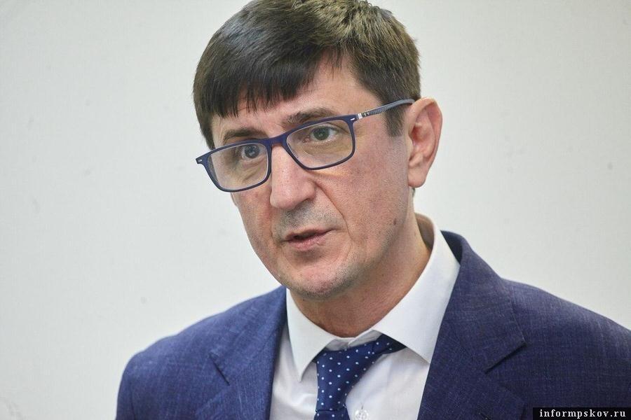 Владислав Абрамов. Фото Дарьи Хватковой