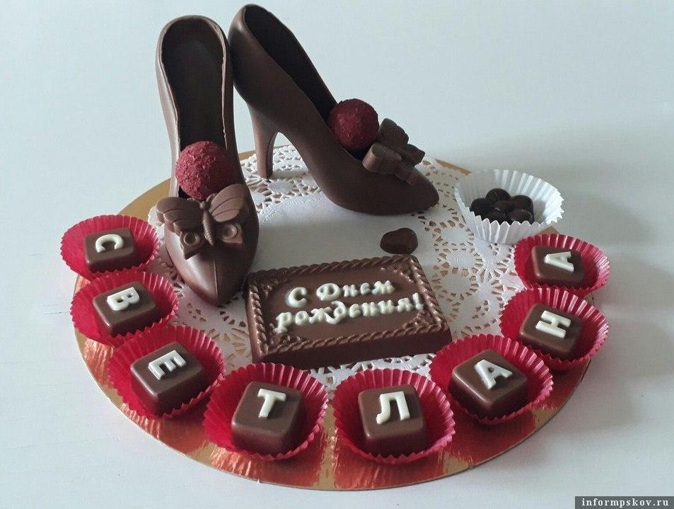 Фото из группы «Шоколадное ателье «Конфетти» | Псков» в социальной сети «ВКонтакте»