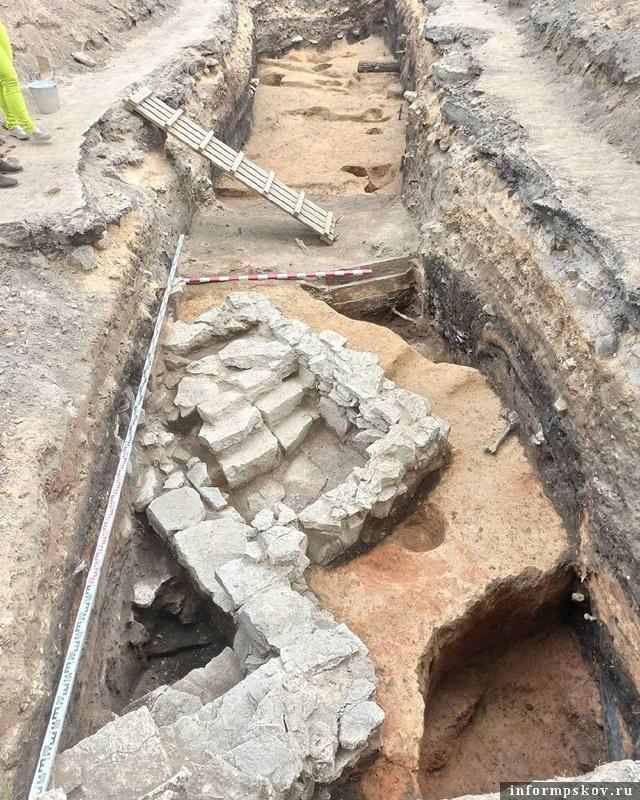 Фото: Археологический центр Псковской области.