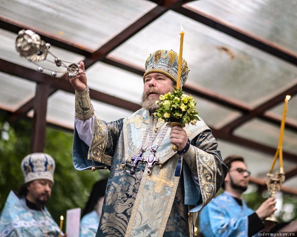 Фото пресс-службы Псковской епархии