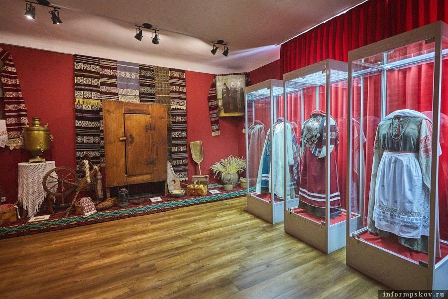 Музей истории города Печоры. Фото: Дарья Хваткова.