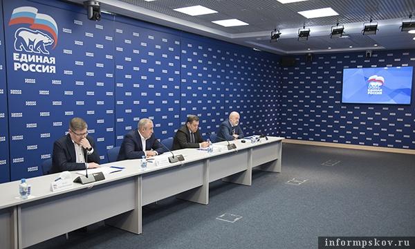 """Фото: пресс-служба """"Единой России""""."""