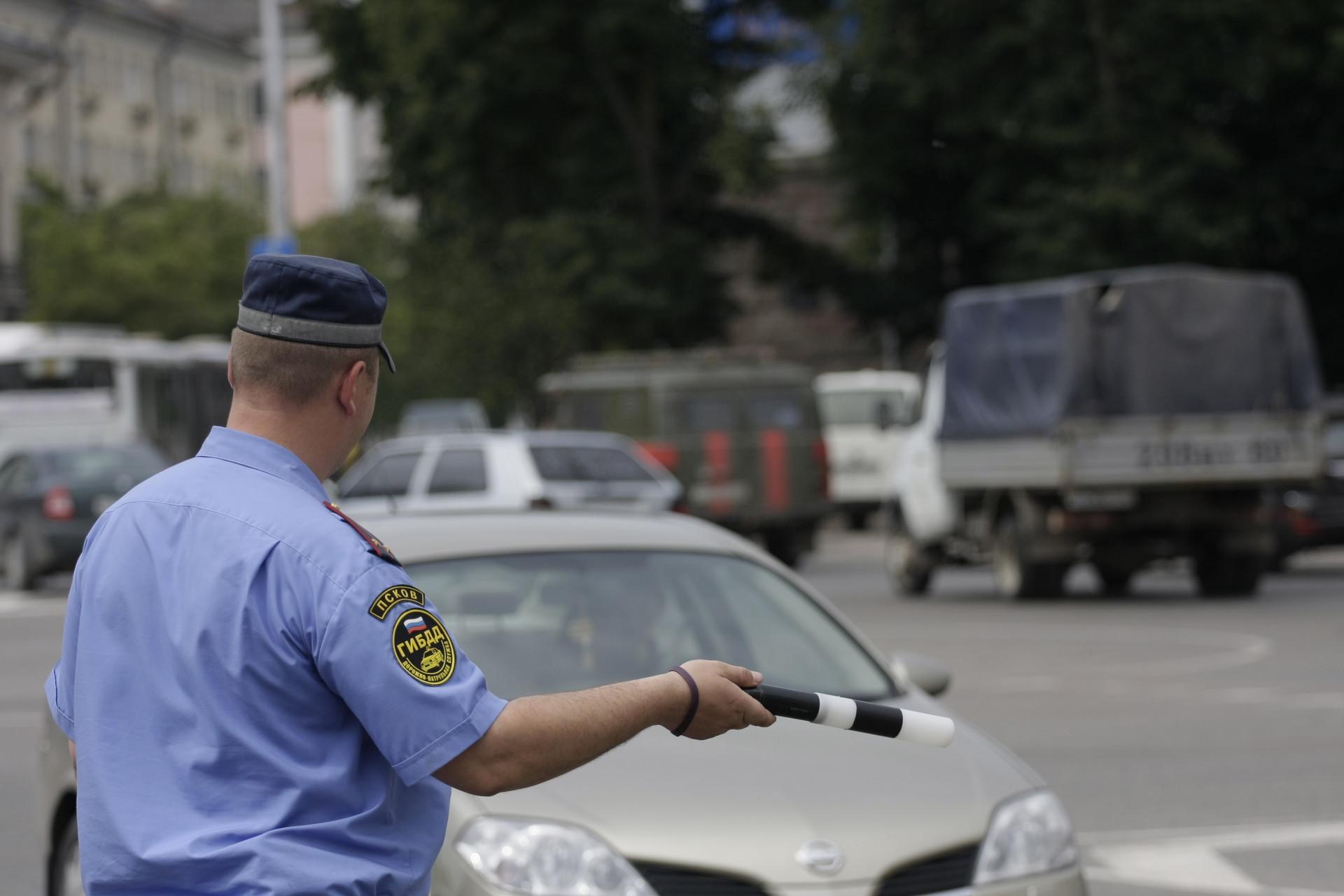 На пять дней закроют улицу Карла Маркса в Пскове. Фото Андрея Степанова.