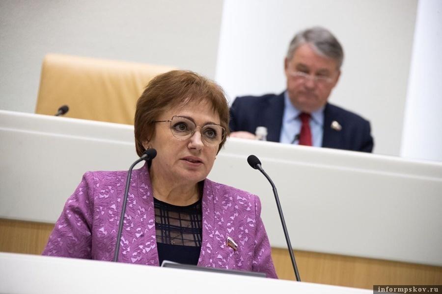 Елена Бибикова.