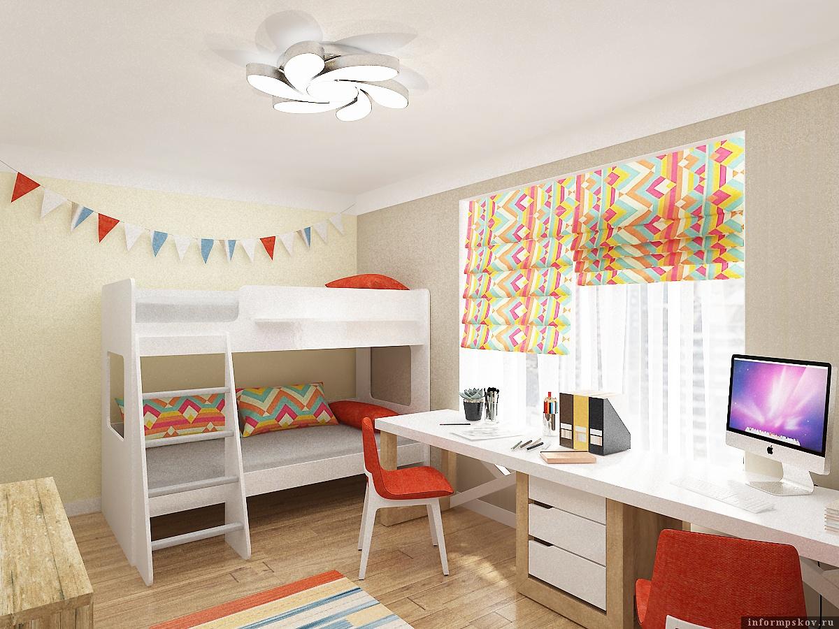 Дизайн квартир. Этнический стиль. Проект Ирины Кросс.