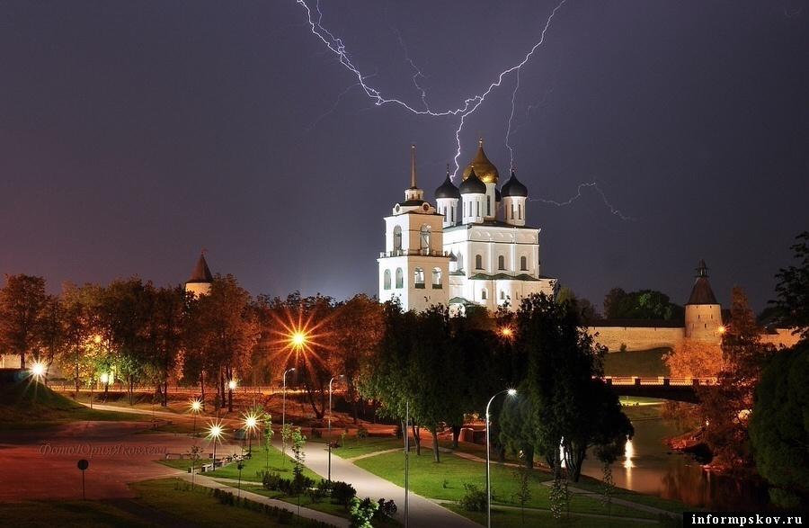 Фото Юрия Яковлева.