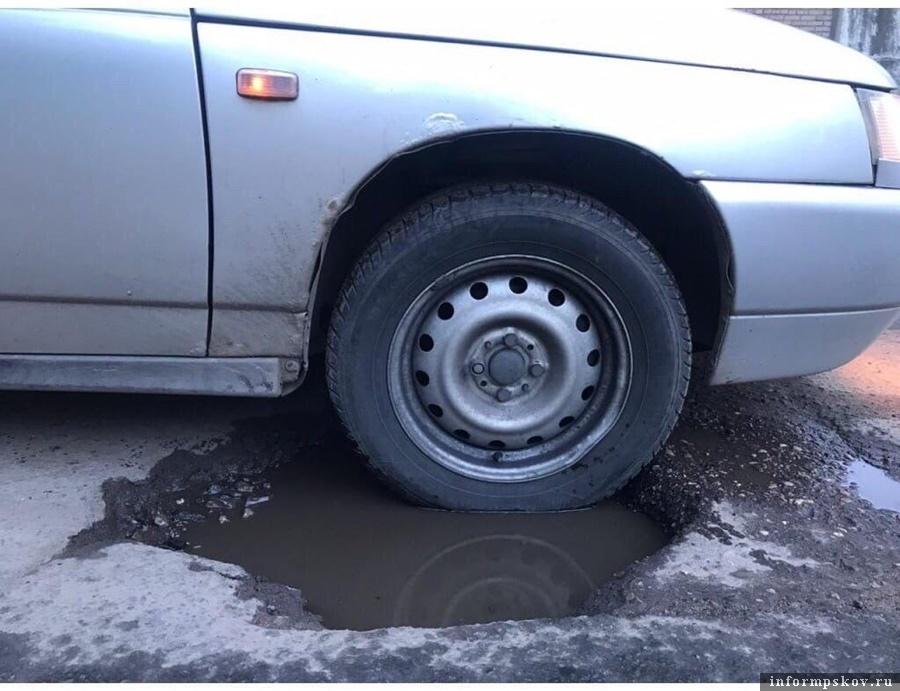 """Фото: """"Великолукская правда. Новости""""."""