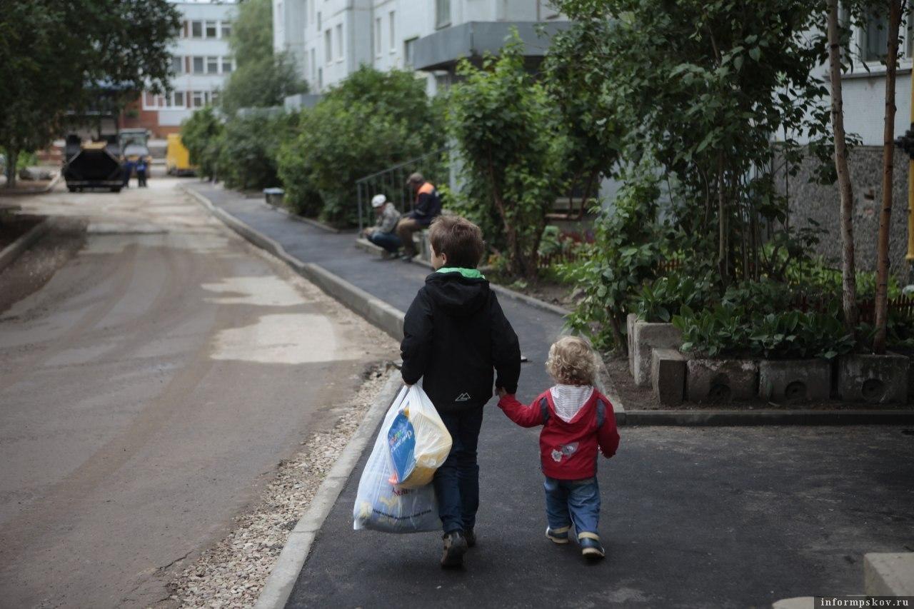 Количество случаев домашнего насилия в псковской области в пандемию не увеличилось. Фото ПАИ,