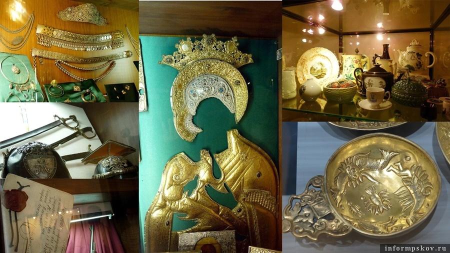 Фото: Псковский музей-заповедник.