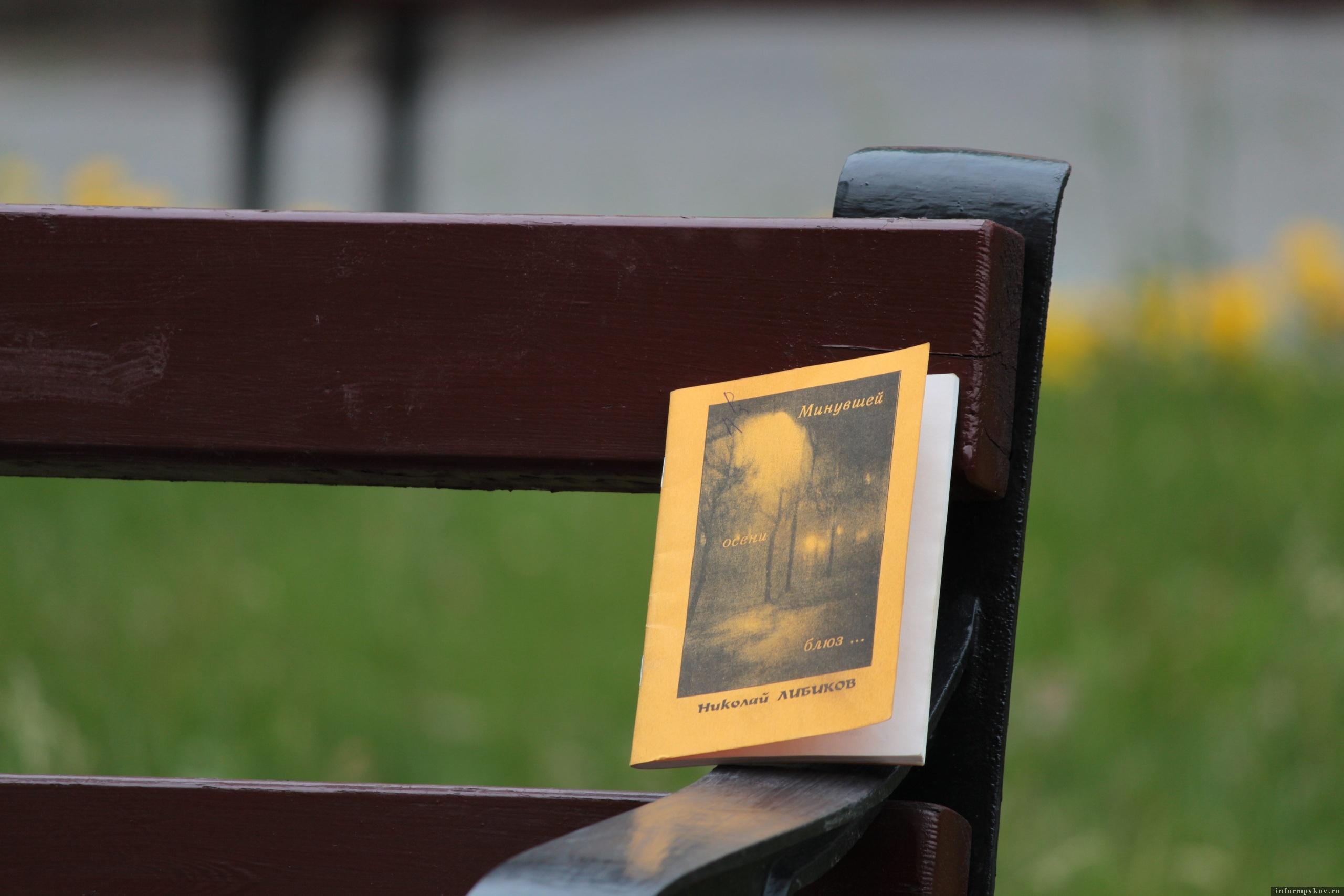 Книга Николая Либикова «Минувшей осени блюз»