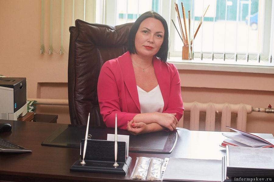 Генеральный директор ООО «ПолиКомпозит» Наталья Алексеева. Фото: Дарья Хваткова.