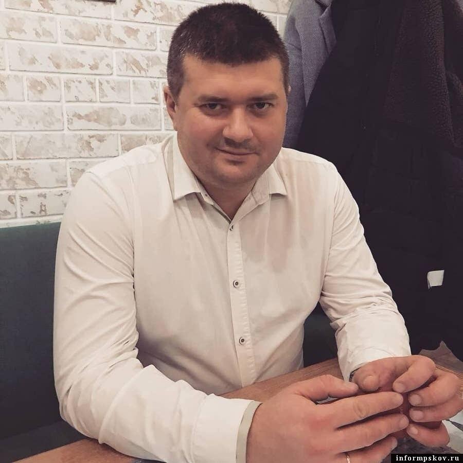 Игорь Иванов. Фото Дарьи Хватковой