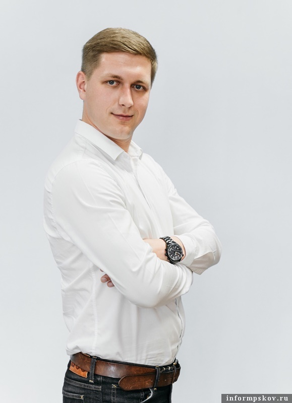Директор агентства «Академия недвижимости» Константин Ситкин.