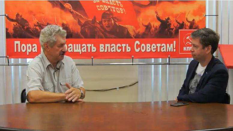 Петр Алексеенко и Александр Машкарин. Фото ПАИ.