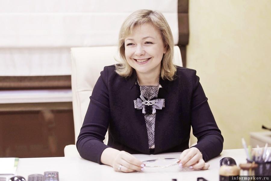Анна Тарасенко. Фото: Андрей Степанов.