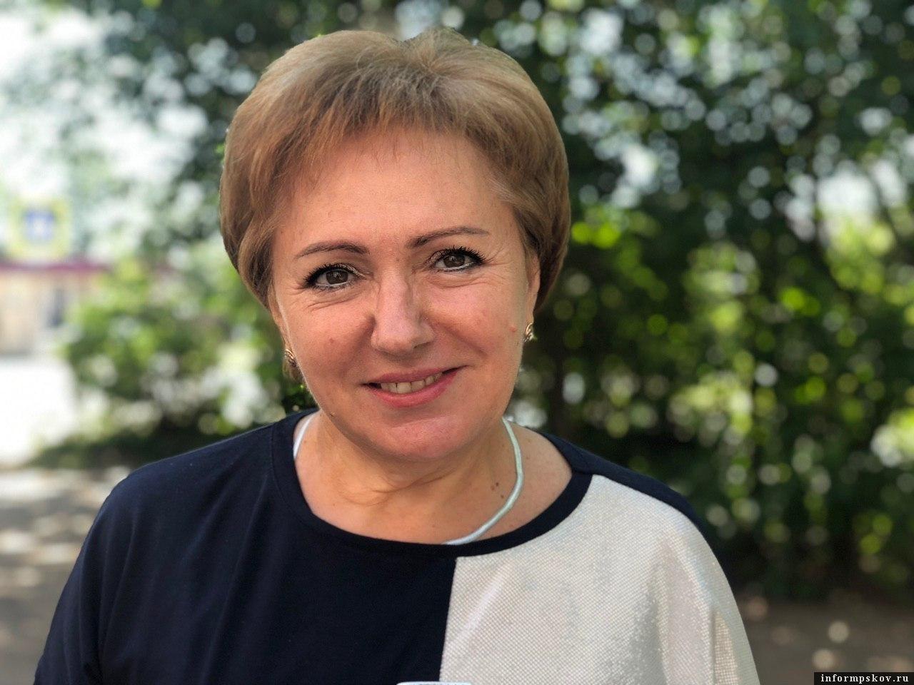 Елена Бибикова. Фото ПАИ.