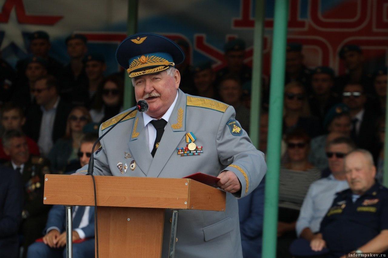 Станислав Семенюта. Фото Александра Машкарина