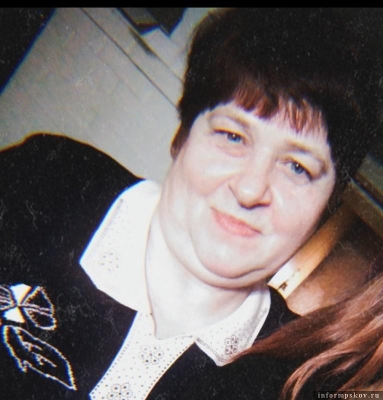 Одна из последних фотографии пропавшей. Фото: Ольга Егорова.